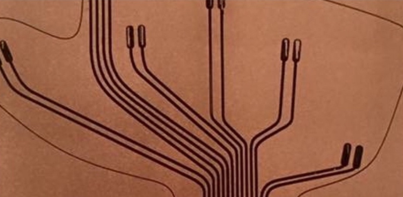 Print ink-based electrical circuitry