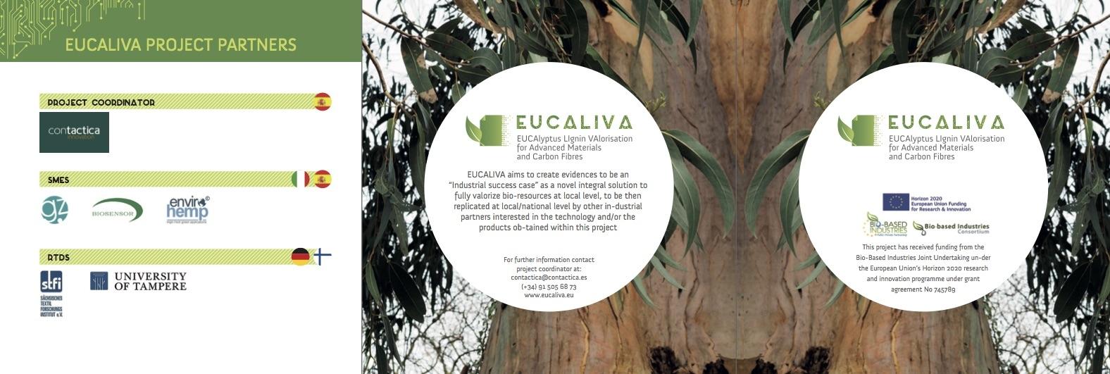 EUCALIVA BBI PROJECT - Grado Zero Innovation